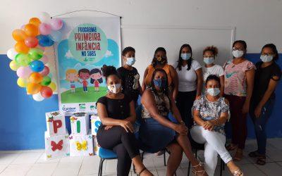 Primeira Infância: Prefeitura promove Semana de Formação de Visitadores
