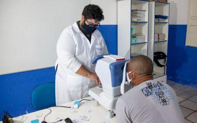 Cardeal da Silva: Mutirão 'Veja Bem' contempla mais de 200 pacientes com demanda oftalmológica